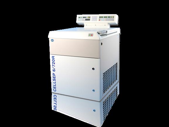 Cellsep 6/720R - MSE floor standing centrifuge