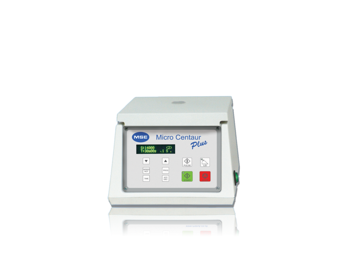 MSE Micro Centrifuge - Micro Centaur Plus