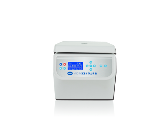 MSE refrigerated Micro Centrifuge - Micro Centaur R